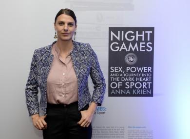 Anna Krien, pictured in 2014.