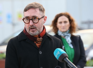 Sinn Féin's Eoin Ó Broin has led calls for the shared equity scheme to be scrapped