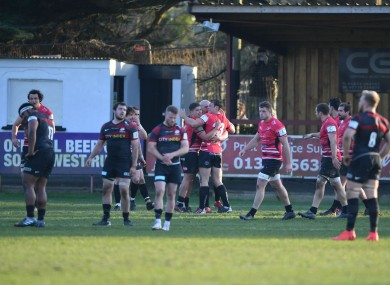 Saracens suffered a surprise defeat away to Cornish Pirates.