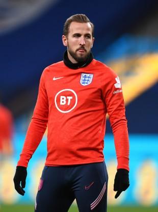 England's Harry Kane (file pic).