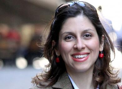 Nazanin Zaghari-Ratcliffe has been serving a jail sentence in Iran