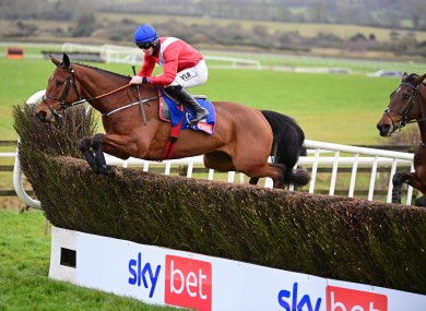 Envoi Allen is likely to head to Punchestown next.