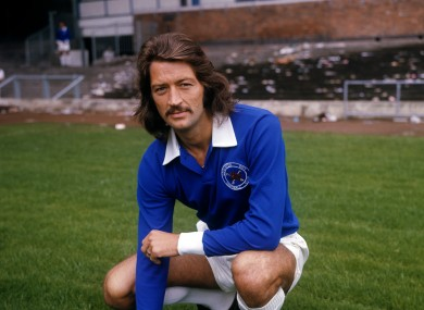 RIP: Frank Worthington.