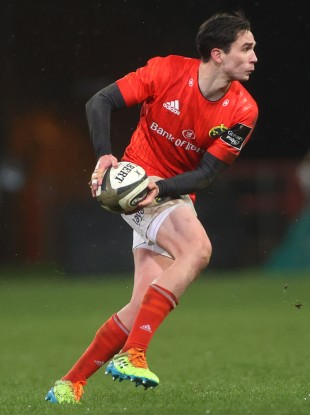 Joey Carbery was the player of the match.