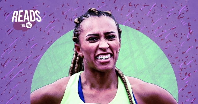 'Oh my God, this Irish girl can run': The rise and rise of Nadia Power