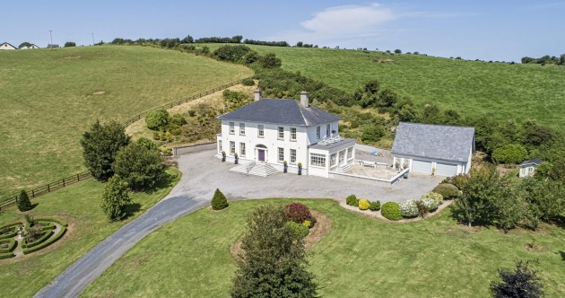 Historic style meets modern luxury at this €950k villa in the sunny south-east