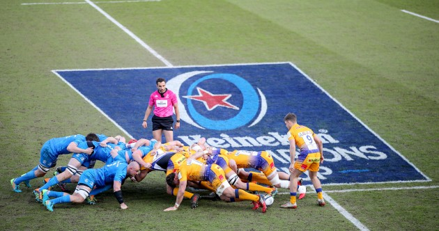 As it happened: Leinster stun champions Exeter in Champions Cup quarter-finals
