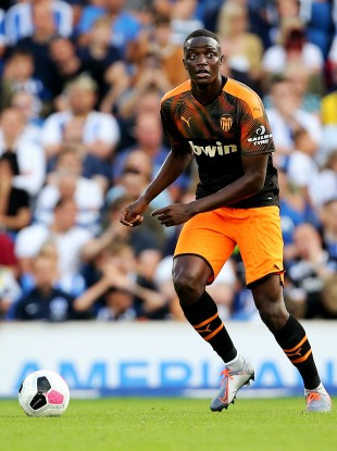 Valencia defender Mouctar Diakhaby thanked his club and team-mates for their support.