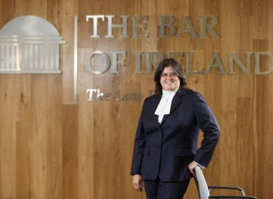 Senior Counsel, Maura McNally was elected chairperson of the body last July.