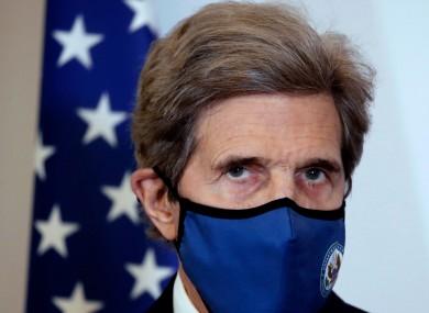 File image of John Kerry.