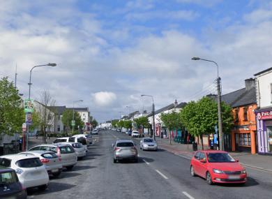 Main Street, Newbridge (file photo)