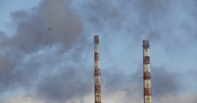 Foundations of iconic Poolbeg chimneys at risk of corrosion due to presence of sulphur