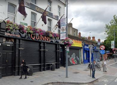 Quinn's Pub in Drumcondra