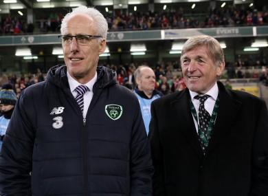 Dalglish thinks Liverpool can come back.