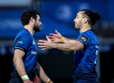 Lowe and Henshaw are key players tonight