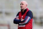 Cork manager Ronan McCarthy.