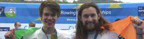 O'Donovan and McCarthy win gold for Ireland at European Rowing Championships