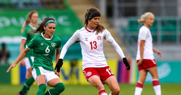 As it happened: Republic of Ireland v Denmark, International friendly