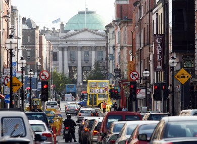 Capel Street, Dublin