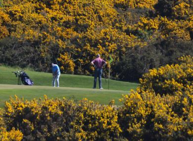 Curragh Golf Course, Kildare