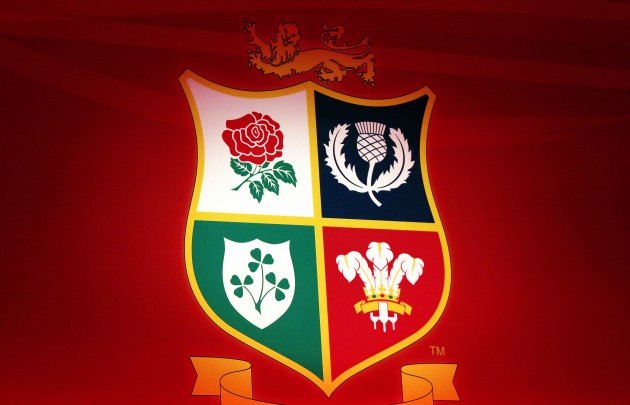 Revised Lions tour schedule announced with all games to be staged without fans