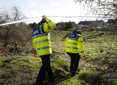 Gardaí in Drogheda searching in March in relation to the murder in January 2020.