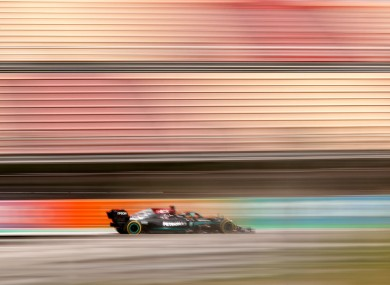 Another win for Lewis Hamilton in Spain.