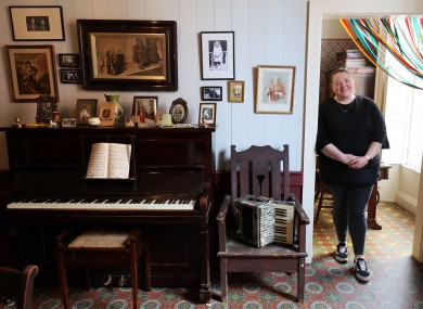 Tracey Bardon, visitor and engagement manager at 14 Henrietta Street