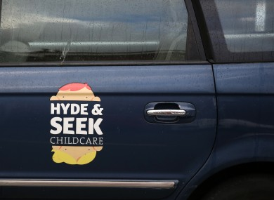 A Hyde & Seek vehicle (file photo)