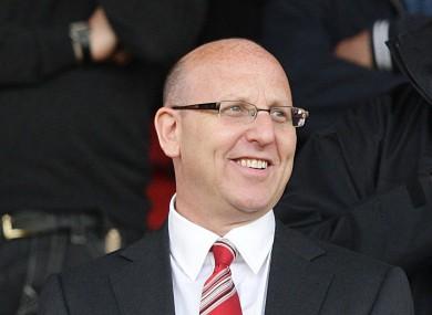 Manchester United co-chairman Joel Glazer.