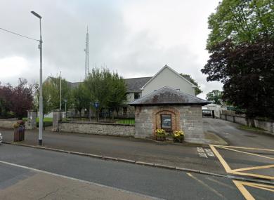Longford Garda Station.