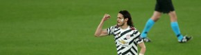Cavani bags brace as Man United reach Europa League final despite Roma loss