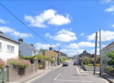 File photo - Magazine Road, Cork City