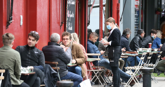 'Stepping stone to normality': Relief for some, ongoing worries for others as pubs and restaurants open outdoor spaces