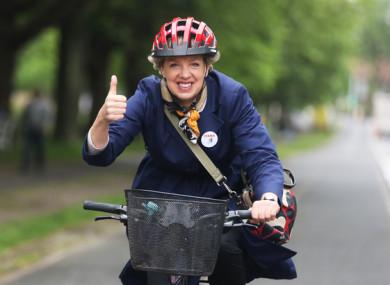 Labour Senator Ivana Bacik.