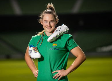 Ailish Considine: 'I think society makes it a little bit easier for females to come out as gay in some shape or form.'