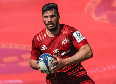 De Allende and Springboks team-mate RG Snyman will see a specialist again this week.