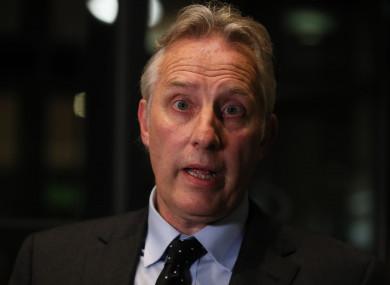 DUP MP Ian Paisley