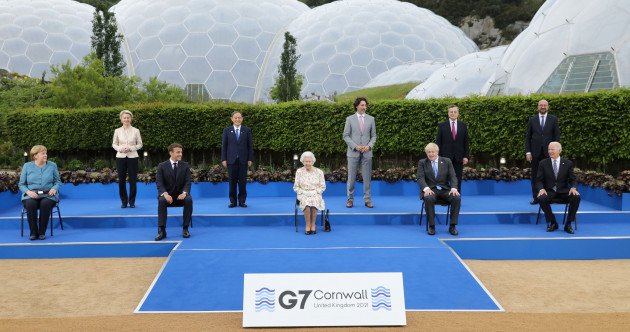 G7 leaders to agree new declaration to tackle future pandemics