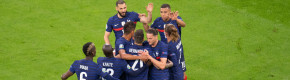 France overcome Germany in clash of Euros heavyweights