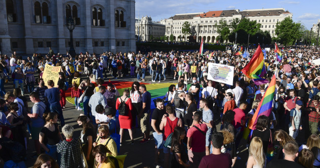 Explainer: How does Hungary's new law affect LGBT+ rights?
