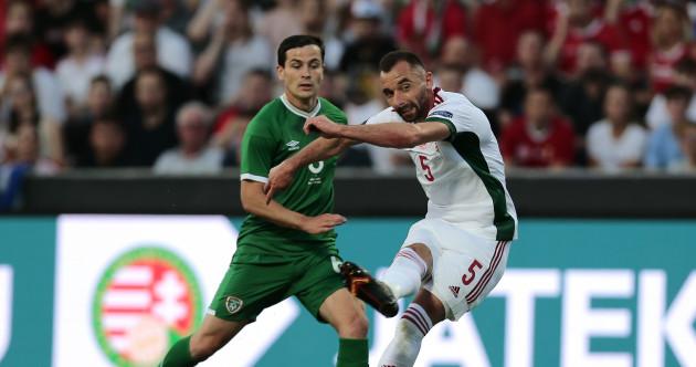 As it happened: Hungary v Ireland, International friendly