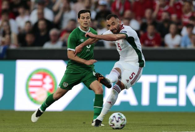 LIVE: Hungary v Ireland, International friendly