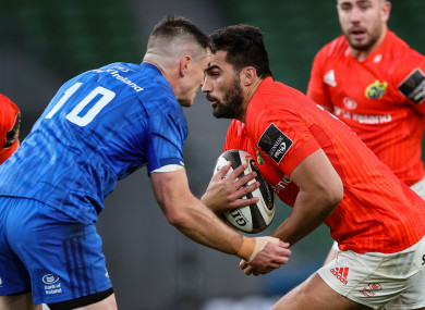 Leinster and Munster will be part of the new URC.