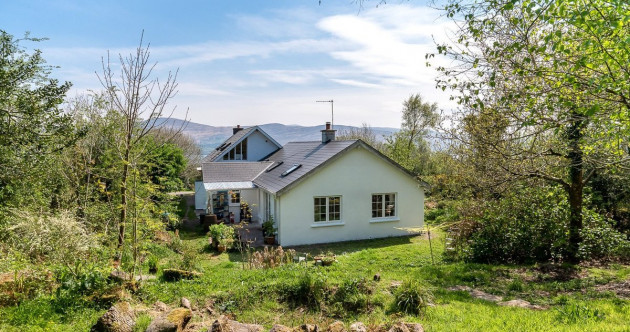 Wake up to breathtaking views from this Ring of Kerry retreat - yours for €360k