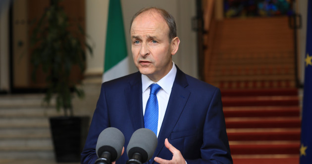 Government announces €3.5 billion plan to get the economy through Covid