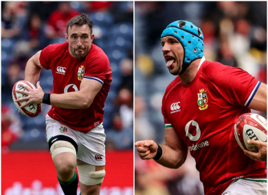 Conan and Beirne impressed on Saturday.