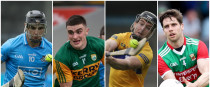 Sutcliffe, O'Shea, Kelly and Keegan are some fo the stars in action.