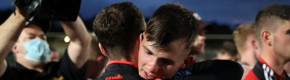 'There's bigger things than football here' - Down edge Monaghan in emotional Ulster U20 final