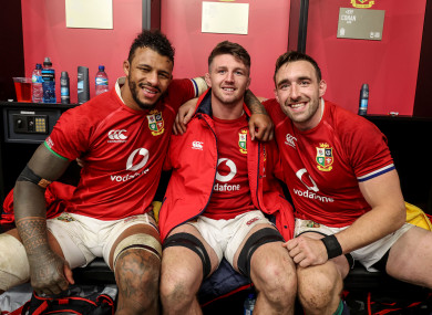 Lawes, Curry, and Conan start again this weekend.